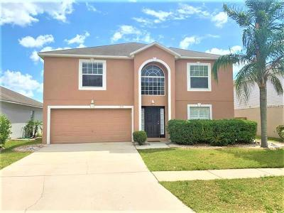 Riverview Single Family Home For Sale: 13531 Mango Bay Drive
