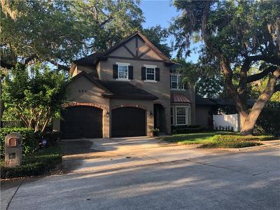 Edgewood Single Family Home For Sale: 697 Lake Harbor Circle