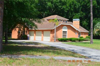 Sanford Single Family Home For Sale: 121 Steeplechase Circle