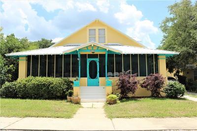 Single Family Home For Sale: 410 Main Street