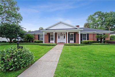 Winter Park Single Family Home For Sale: 421 Park North Court