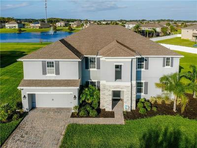 Orlando Single Family Home For Sale: 3152 Amalfi Drive