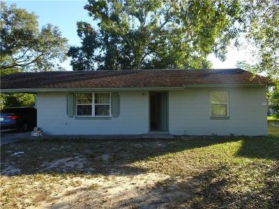 Highlands County Single Family Home For Sale: 1019 Lemon Avenue