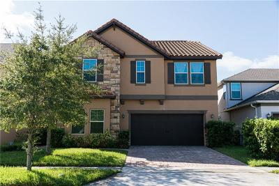 Orlando Single Family Home For Sale: 3266 Palatka Street