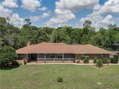 Lake Mary Single Family Home For Sale: 612 Mourning Dove Circle