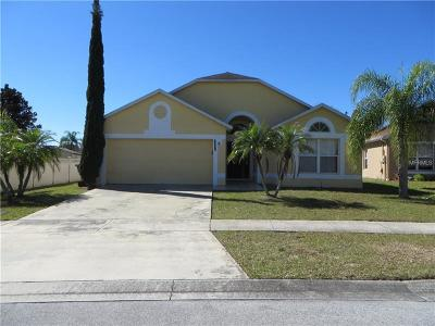 Clermont Single Family Home Pending