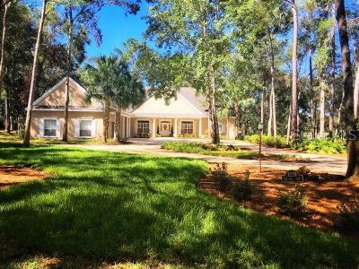 Ocala Single Family Home For Sale: 7279 SE 12th Circle
