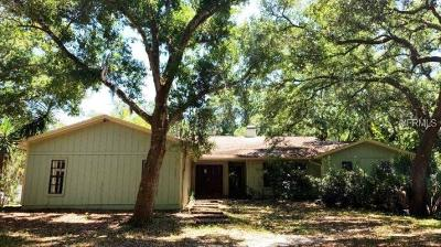 Tampa Single Family Home For Auction