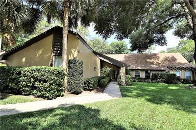 Longwood Single Family Home For Sale: 105 Blue Lake Court