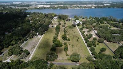 Residential Lots & Land For Sale: 12520 Kirby Smith Road