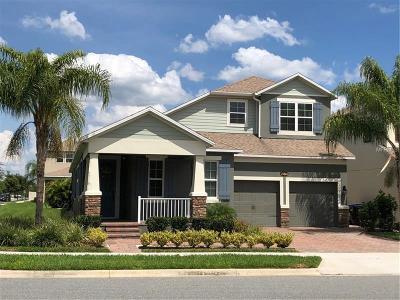 Celebration, Windermere, Winter Garden, Orlando Single Family Home For Sale: 15528 Murcott Harvest Loop