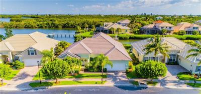 Melbourne Beach Single Family Home For Sale: 5237 Solway Drive