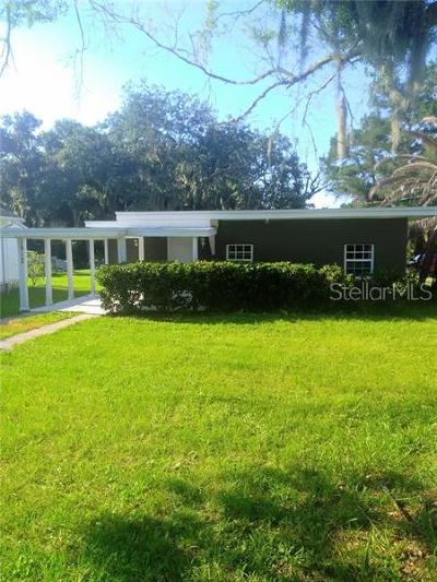 Sanford Single Family Home For Sale: 1912 Historic Goldsboro Boulevard