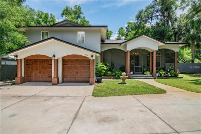 Sanford Single Family Home For Sale: 275 N Orange Avenue
