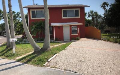 Madeira Beach, Madiera Beach Single Family Home For Sale: 13100 Boca Ciega Avenue