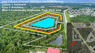 Orlando Residential Lots & Land For Sale: S Econlockhatchee Trail