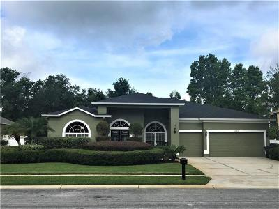 Oviedo Single Family Home For Sale: 1328 Tall Maple Loop