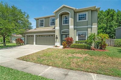 Winter Springs Single Family Home For Sale: 1223 Stone Harbour Road