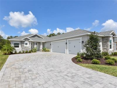 New Smyrna Beach Single Family Home For Sale: 3310 Modena Way