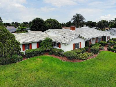 Orlando Single Family Home For Sale: 3219 Gulfstream Road