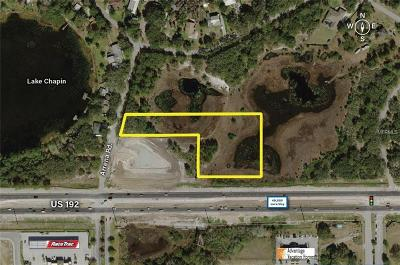 Winter Garden Residential Lots & Land For Sale: 14925 Arrena Road