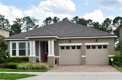 Ocoee Single Family Home For Sale: 1733 Vista Meadows Drive