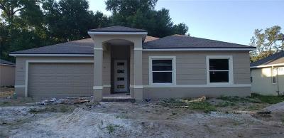 Single Family Home For Sale: 1812 Stoneywood Way