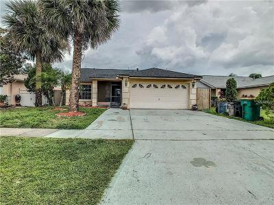 Kissimmee Single Family Home For Sale: 4603 Cheyenne Point Trail