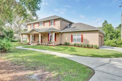 Oviedo Single Family Home For Sale: 440 Lake Lenelle Drive