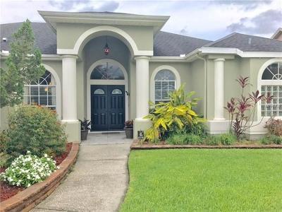 Orlando Single Family Home For Sale: 13656 Dornoch Drive