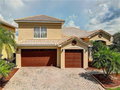 Kissimmee Single Family Home For Sale: 3540 Valleyview Drive