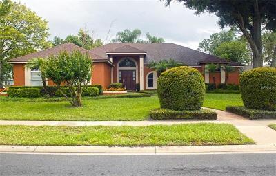 Apopka Single Family Home For Sale: 1547 Royal Circle