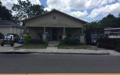 Tampa Single Family Home For Sale: 2917 E 21st Avenue