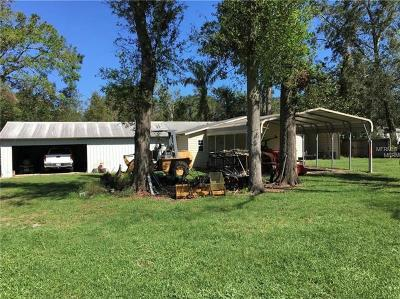 Piedmont Estates First Add Single Family Home For Sale: 760 N Wekiwa Springs Road