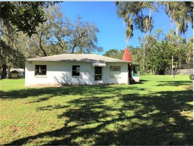 Apopka Single Family Home For Sale: 804 N Wekiwa Springs Road