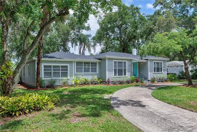 Orlando Single Family Home For Sale: 2315 Virginia Drive