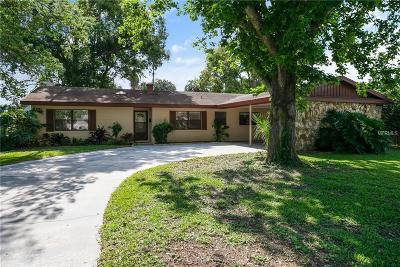 Orlando Single Family Home For Sale: 3610 Forest Street
