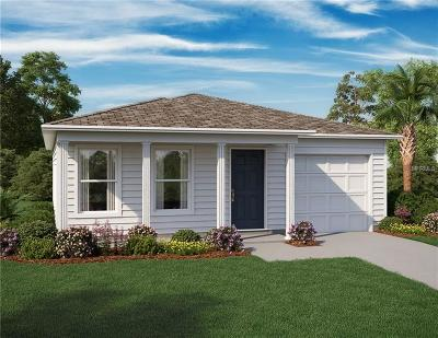 Spring Hill FL Single Family Home For Sale: $124,990