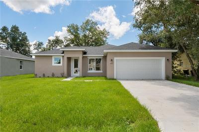 Kissimmee Single Family Home For Sale: Newham Way