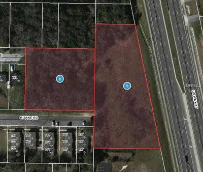 Clermont Residential Lots & Land For Sale: E Roane Road