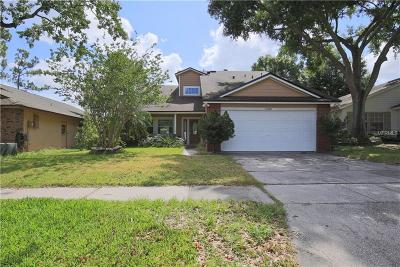 Winter Park Single Family Home For Sale: 1588 Lawndale Circle