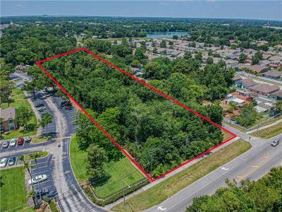 Orlando Residential Lots & Land For Sale: N Chickasaw Trl