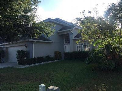 Orlando Single Family Home For Sale: 724 Magnolia Creek Circle