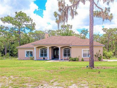 Orlando Single Family Home For Sale: 13523 Red Pine Court