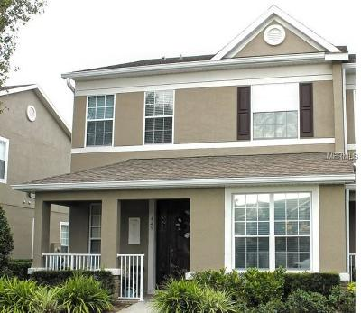 Longwood Townhouse For Sale: 449 Black Knight Way