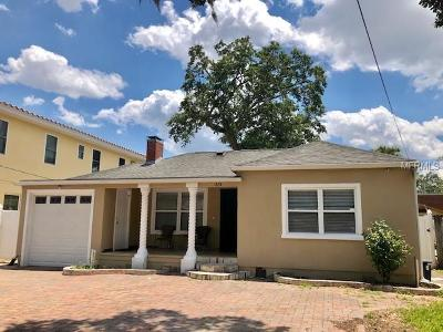 Orlando Single Family Home For Sale: 1824 Woodward Street