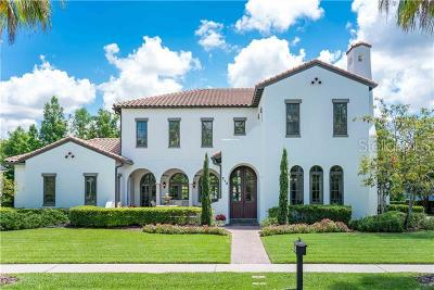 Celebration FL Single Family Home For Sale: $2,400,000