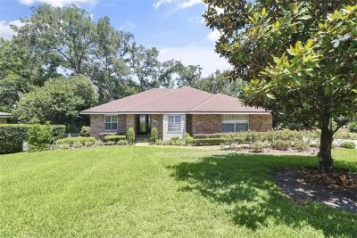 Apopka Single Family Home For Sale: 901 Sheila Place