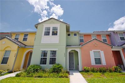 Townhouse For Sale: 240 Captiva Drive