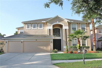 Lake Mary Single Family Home For Sale: 261 Via Tuscany Loop